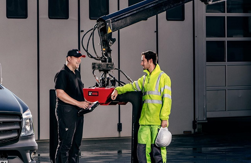 The Importance Of LOLER Testing For HIAB Cranes