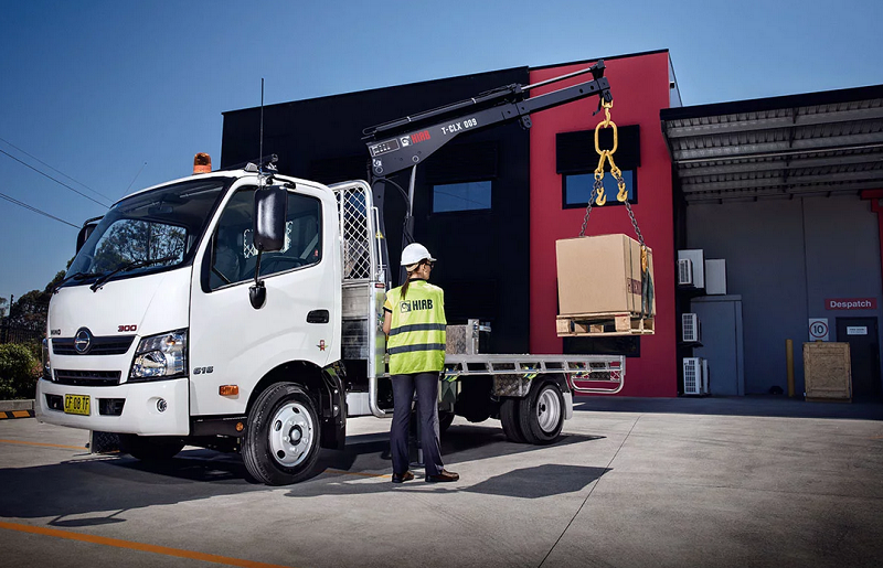A Brief Safety Guide For Operating HIAB Cranes