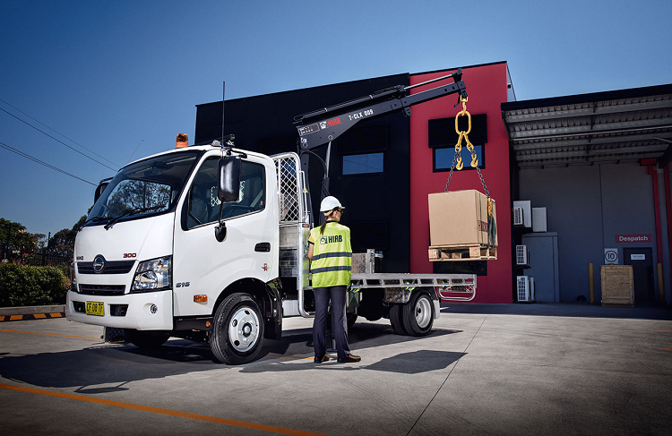 Why Buy Your HIAB Crane Spare Parts From Truck Loaders