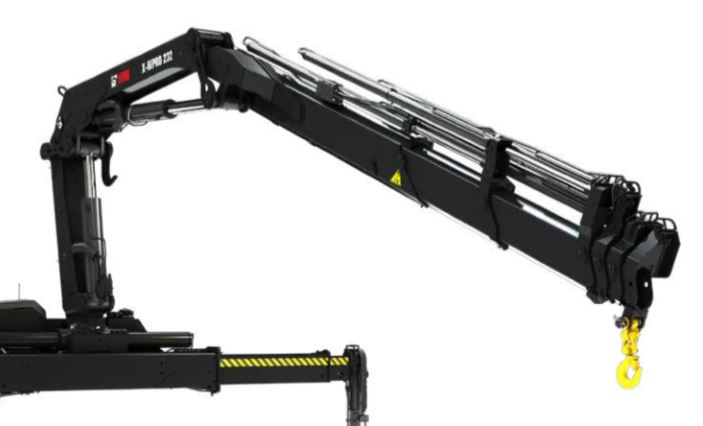 HIAB Crane Tip Control (CTC) & What It Means For You