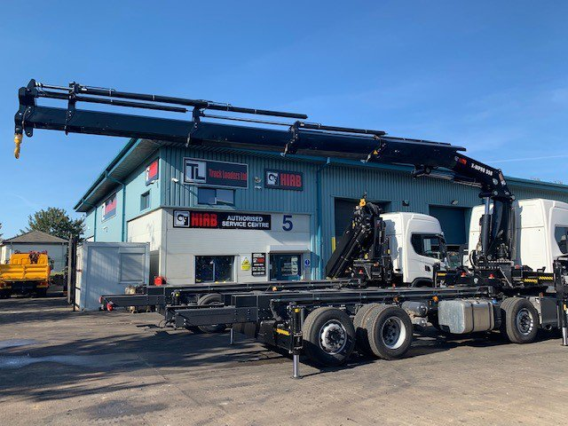 Truck Loaders Ltd – Celebrating 15 Years In Business